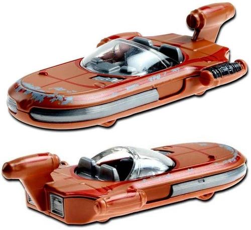 Carrinho Hot Wheels Nave Espacial Star Wars X-34 Landspeeder