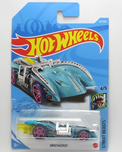 Carrinho Hot Wheels Turtoshell - Arachnorod - Gry49