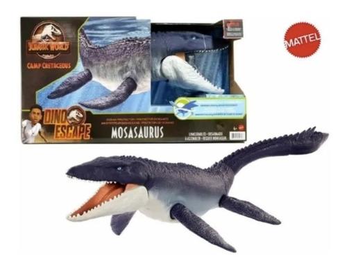 Jurassic World - Mosassauro - Mosasaurus - 71 Cm Gigante