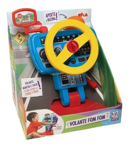 Brinquedo Volante Bibi Fom Fom C/sons