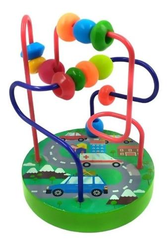 Brinquedo Educativo Mini Aramado Montanha Russa Sortido