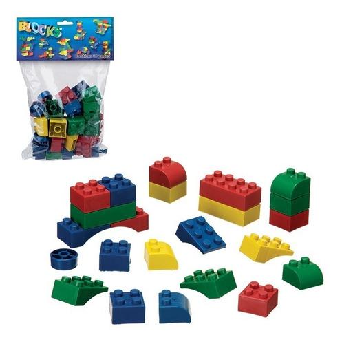 Brinquedo Infantil Didático Para Montar 30 Peças