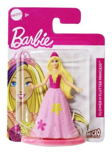 Boneca Barbie Mini Dreamtopia Fada Sereia Princesa Loira