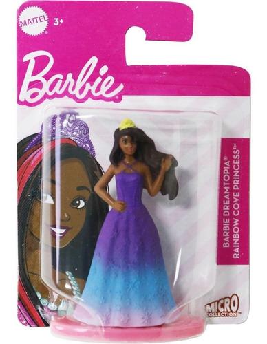 Boneca Barbie Mini Dreamtopia Fada Sereia Sereia Roxa