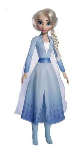 Elsa Frozen2 55cm Disney Original Baby Brink