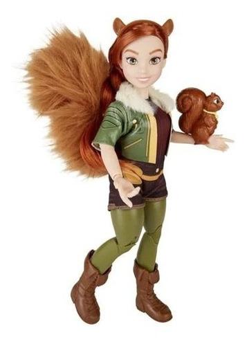 Boneca Marvel Rising Garota Esquilo Agente Secret Warriors