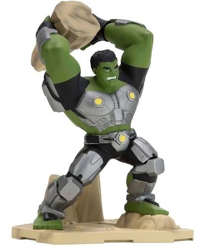 Boneco De Ação Marvel Avengers Vingadores Hulk De Luxo 13cm
