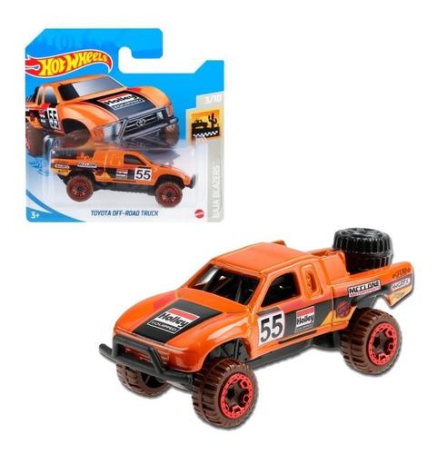 Carrinho Hot Wheels Toyota Off-road Truck 1/64 - 2021