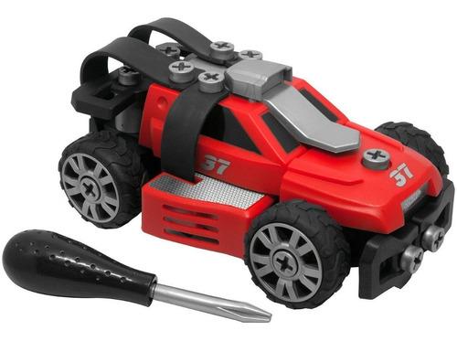 Carrinho Desmontável Garagem Sa Pequeno Engenheiro Resgate