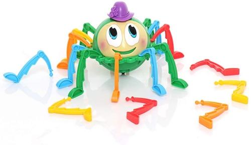 Jogo Dona Aranha - Colorido Pra Toda Familia Com Pernas