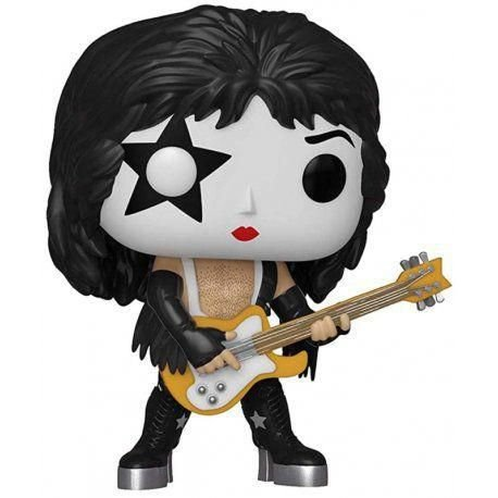 Funko Pop Starchild 122 - Kiss Paul Stanley - Rocks