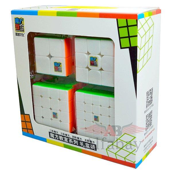 Box Moyu MoFangJiaoShi MF2S+ MF3RS+ MF4S+ MF5S