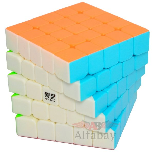 QiYi - 5x5x5 QiZheng S Stickerless