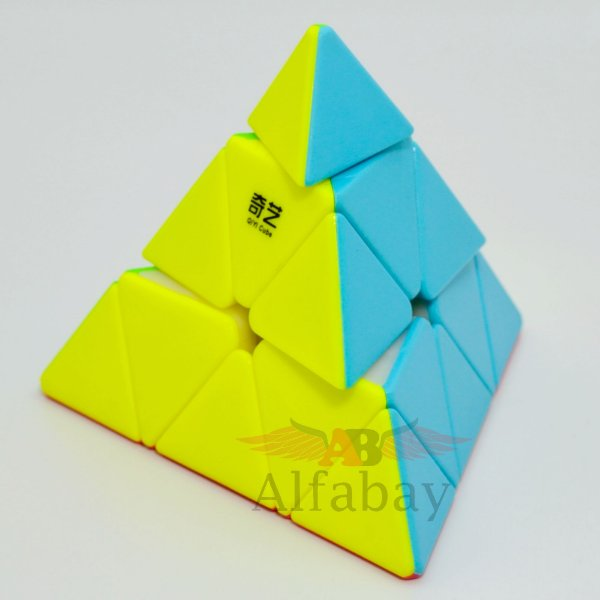 QiYi - MFG - Pyraminx QiMing Stickerless