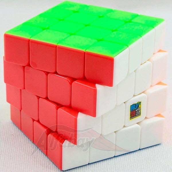 Moyu MeiLong 4x4x4 Stickerless