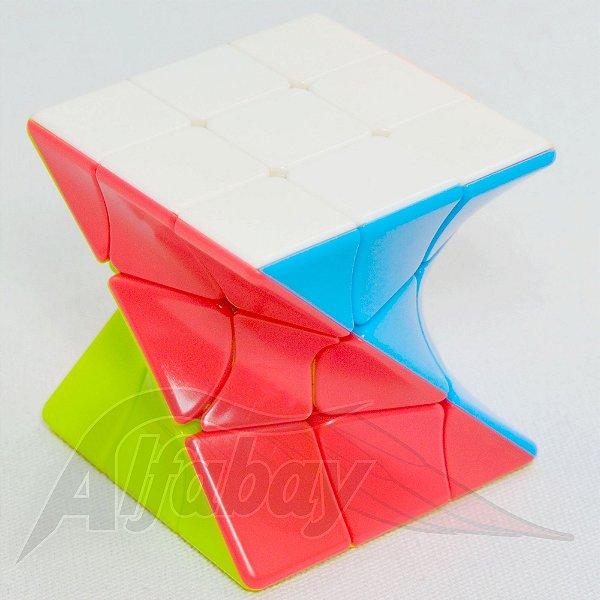 FanXin Skewb Twisty Stickerless