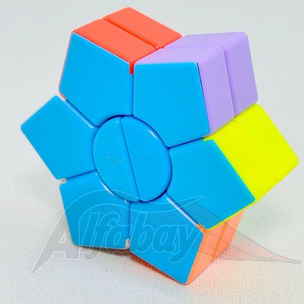 JIeHui Stars Hexagrama Stickerless