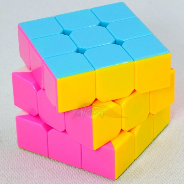 Gudoing 3x3x3 Candy Colors Stickerless