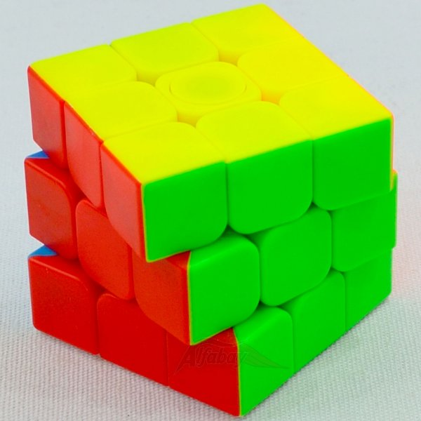 JieHui 3x3x3 Spinner Stickerless