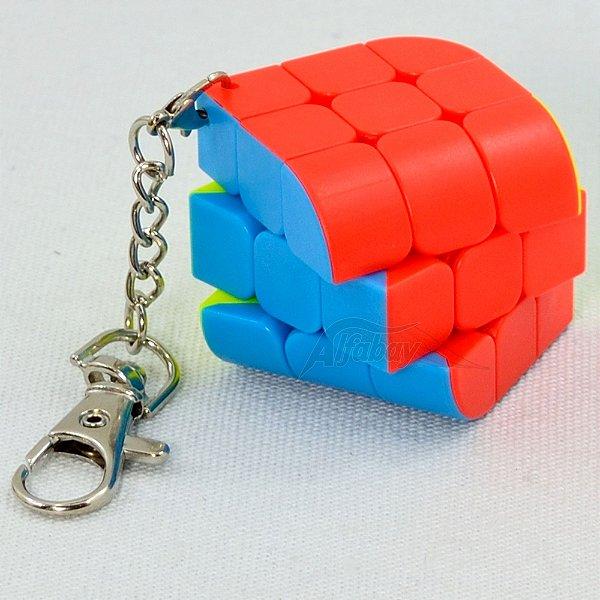 Chaveiro JieHui 3x3x3 TriheDron Stickerless