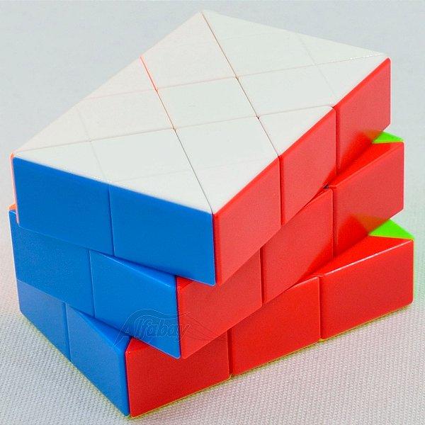 Yisheng Cube Tower 3x3x1 Stickerless