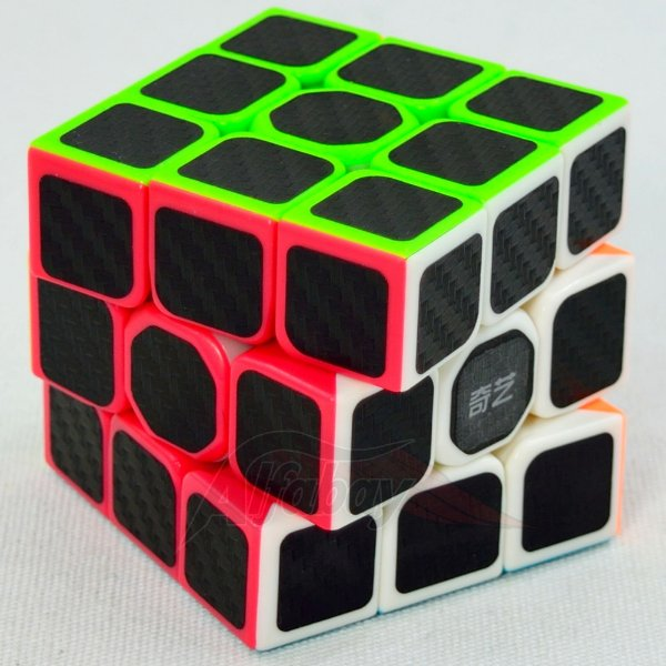 QiYi - 3x3x3 Warrior W Carbon
