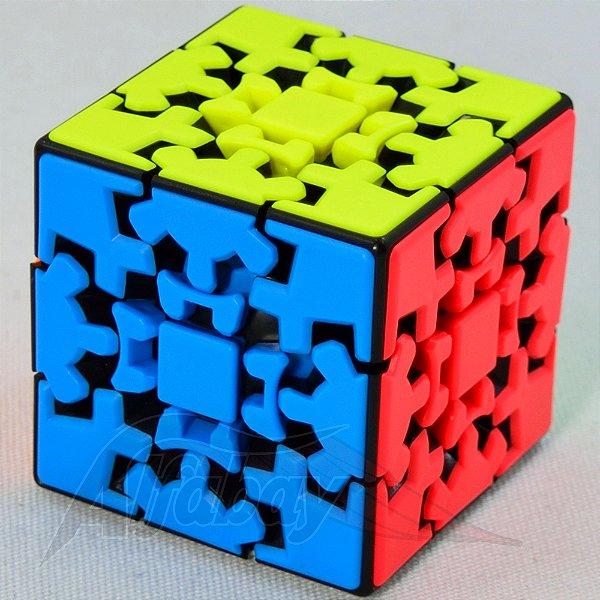 KungFu 3x3x3 Gear Stickerless