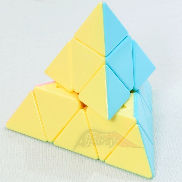 Jozio Star Pyraminx Candy Colors