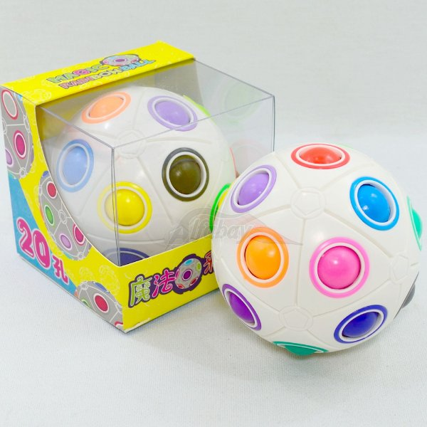Rainbow Ball 20 Cores MoYu