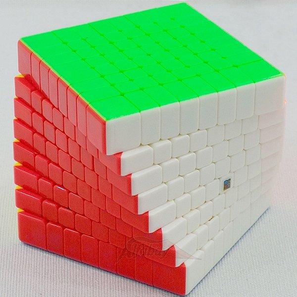 MoYu MF8 8x8x8 Stickerless