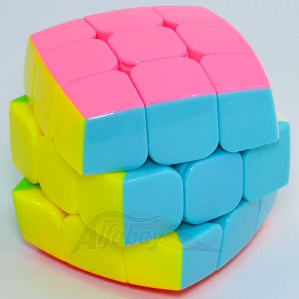 FanXin 3x3x3 Bread Candy Colors