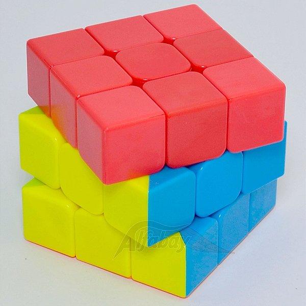 JieHui 3x3x3 Disfarçado Red