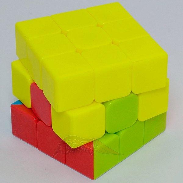 JieHui 3x3x3 Disfarçado Yellow