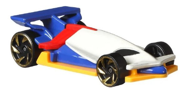 Carro Hot Wheels - Street Fighter - Capcom - Vega Mattel