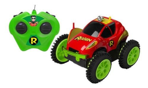 Carro RC Liga da Justiça Robin DC Comic