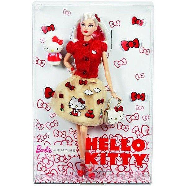 Barbie Colecionador Hello Kitty 2018 - Edição Super Especial