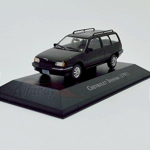 Carro Miniatura Chevrolet Ipanema 1991 Carros Inesquecíveis do Brasil