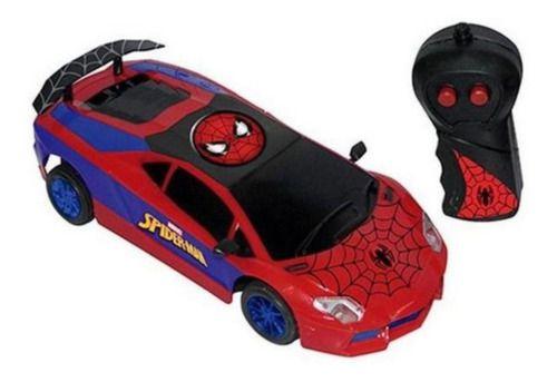 Carro RC Homem Aranha Ultimate Candide