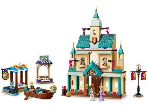 Lego Disney Frozen 2 A Aldeia Do Castelo De Arendelle 41167