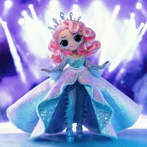 Lol Surprise Omg Cristal Star Fashion Doll Edição De Luxo