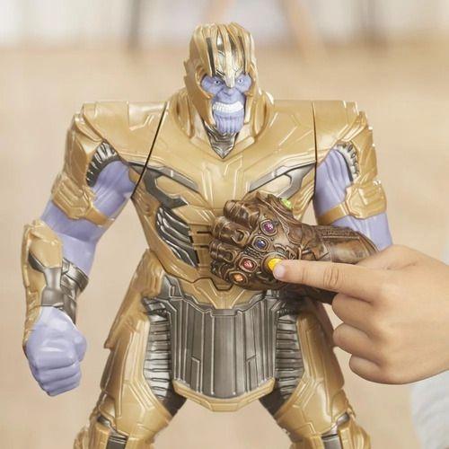 Marvel Vingadores Power Punch Thanos