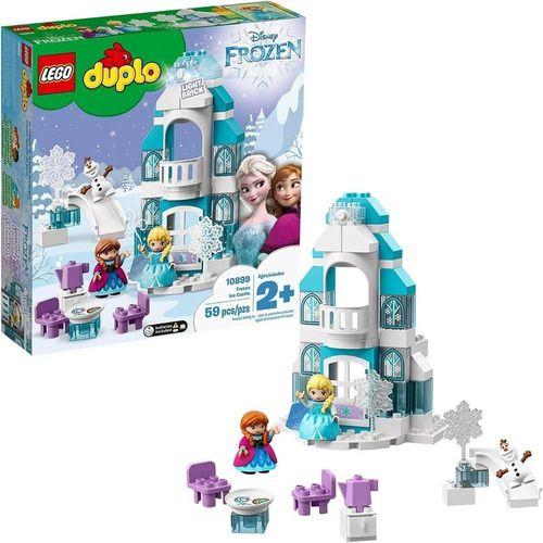 Lego Duplo Disney Frozen Castelo De Gelo Da Frozen E Olaf