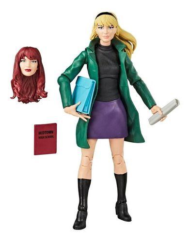 Boneca Marvel Retro Collection - Gwen Stacy