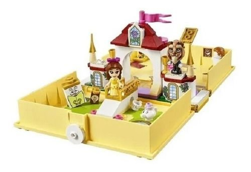 Lego Disney  As Aventuras Do Livro De Contos Da Bela