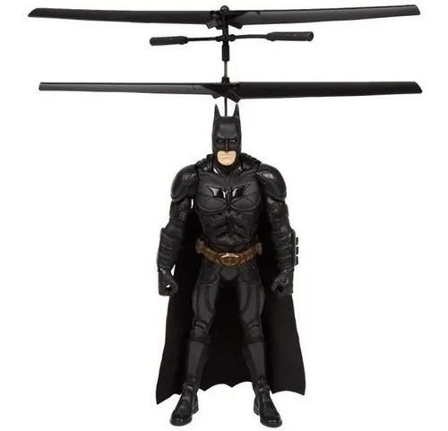 Drone RC Helicoptero Batman Copter Hero Dc