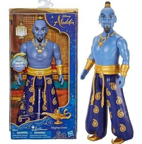 Boneco Aladdin Gênio Musical Friend Like Me 30 Cm