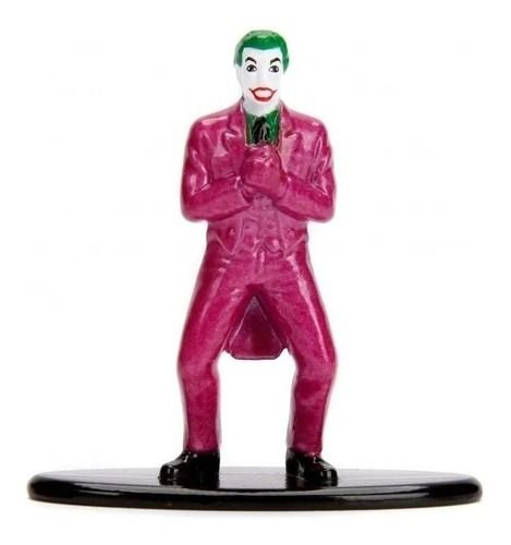 Nano Metalfigs Batman Classic Dc Comics The Joker