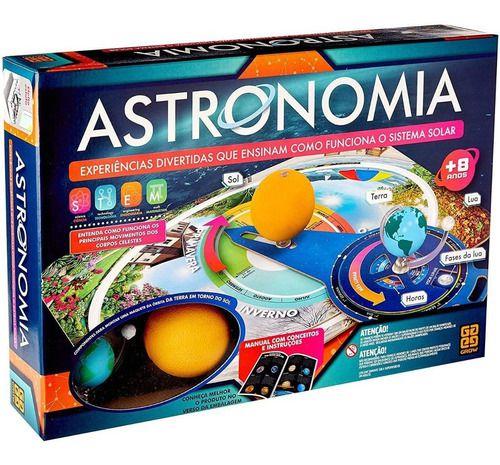 Brinquedo Educativo Sistema Astronomia Corpo Humano