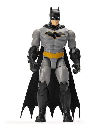 Batman Articulado Dc 3 Acessórios Misteriosos 10 Cm