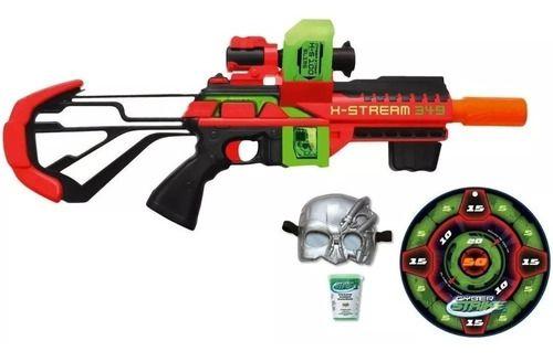 Strike Slime Blaster X-stream Lançador De Slime Meleca